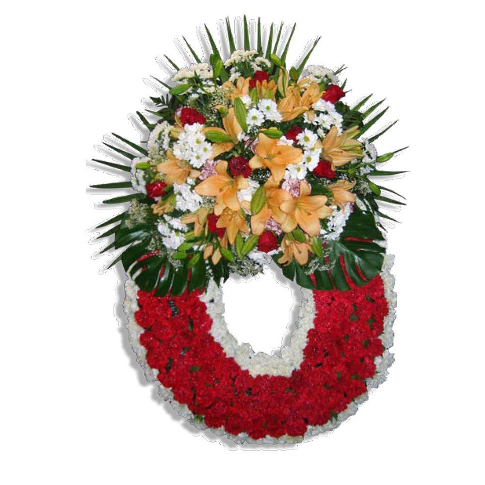 Corona de Flores MC-4