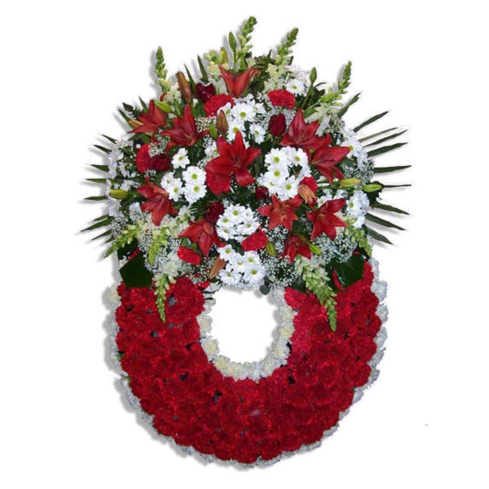 Corona de Flores MC-8