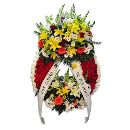 Corona de Flores MC-15
