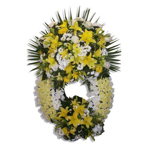 Corona de Flores MC-16