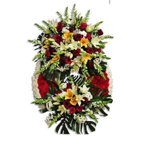 Corona de Flores MC-25