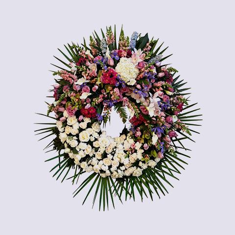Envío De Coronas De Flores En Madrid Floristería Para